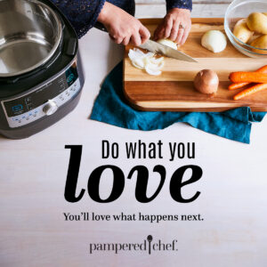 Sell Pampered Chef